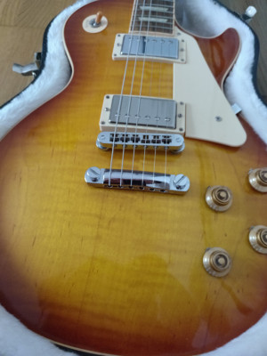 Cambio Gibson Les Paul Traditional