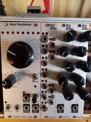 Turing Machine Mk II