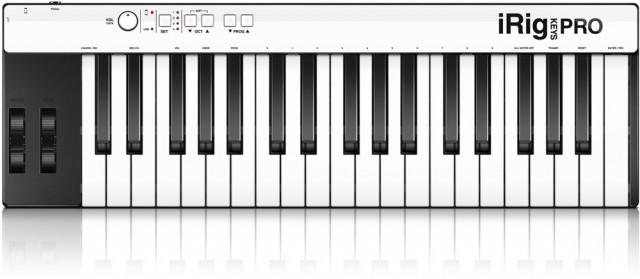 Irig Keys Pro + funda original