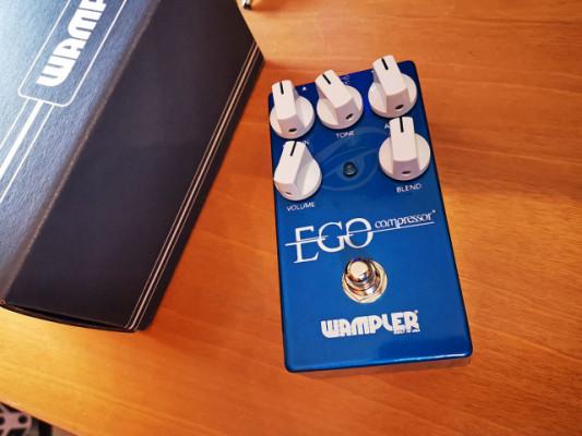 Wampler Ego Compressor en garantía y casi sin uso