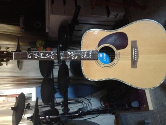 Guitarra acústica Sakura