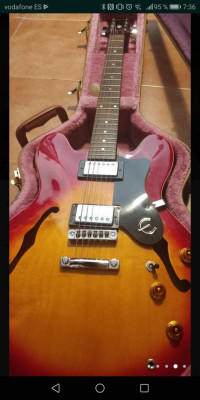 Epiphone the Dot 335 by Gibson 97