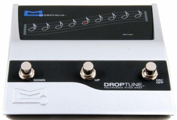 Varios pedales: Droptune, M-151, FV500H.