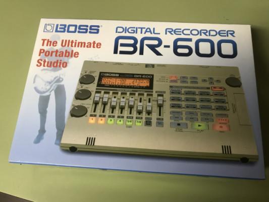 Boss BR600. Grabadora