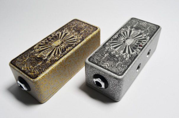 LME King Buffer Silver and Gold edition