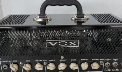 VOX NT15h G2 Edición limitada negro