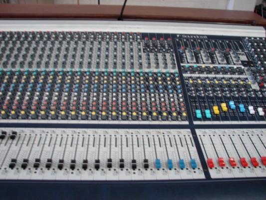 Soundcraft mh2 24ch