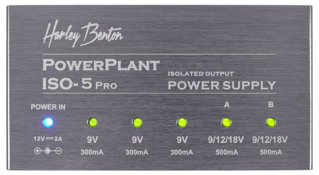 Compro Harley Benton PowerPlant ISO-5 Pro