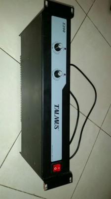 Busco Etapa amplificador Talmus e200