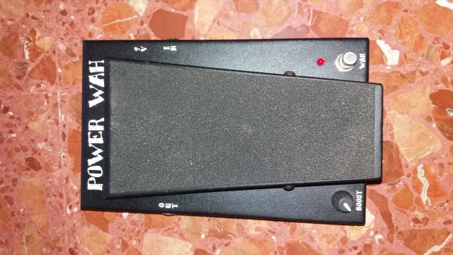 Pedal Wah Morley Power Wah