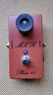 MXR Phase 45 con led y alimentación externa