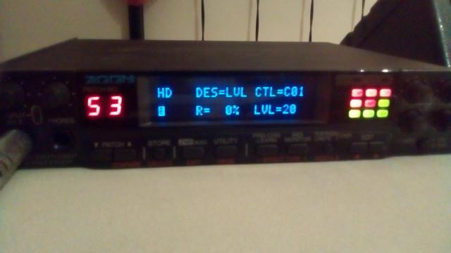 Zoom 9050 digital rack