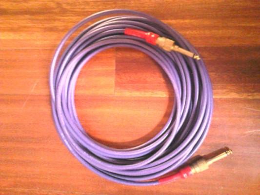 SE VENDEN 2 cables GEORGE L´S (6m y 10,5m)