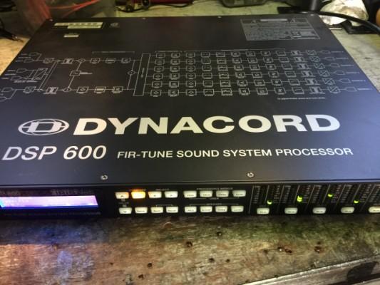 Procesador Dynacord DSP600