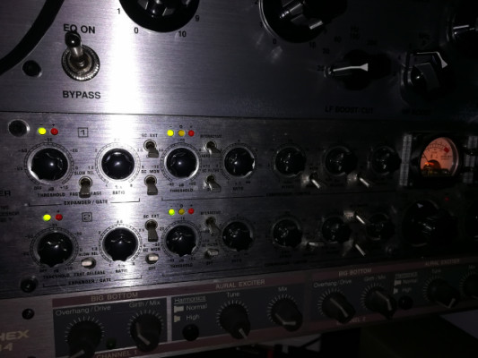 Compresor rack behringer t1952-rebaja