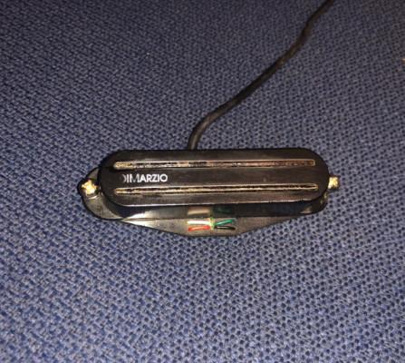 Pastilla DiMarzio Fast Track 2
