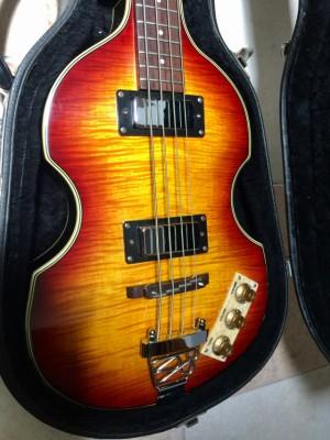 Epiphone Viola Bass Made in Korea
