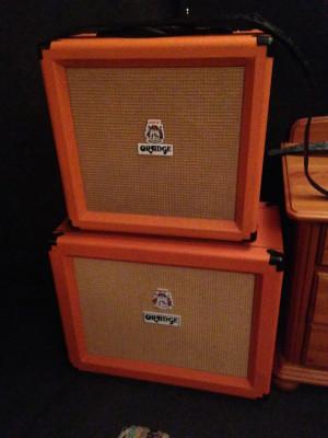Orange AD15 y Pantall PPC112