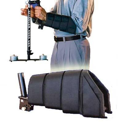 Soporte brazo - arm brace glidecam / flycam / steadicam