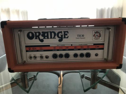 Amplificador cabezal ORANGE TH30