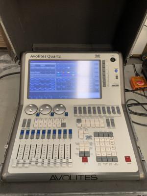 AVOLITES QUARTZ Controlador (CLON)