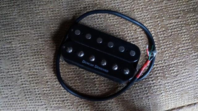 Duncan Designed HB102