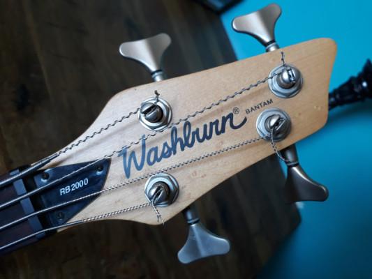 Washburn Bantam RB2000 ENVÍO INCLUIDO