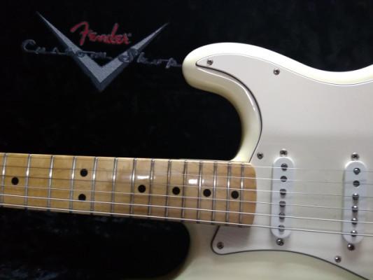 Fender custom shop robin trower stratocaster