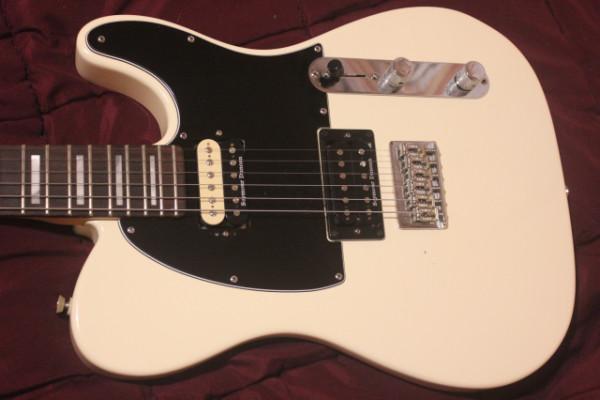 Fender telecaster edición limitada 2015