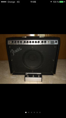 Amplificador de guitarra Fender Rock Pro 1000