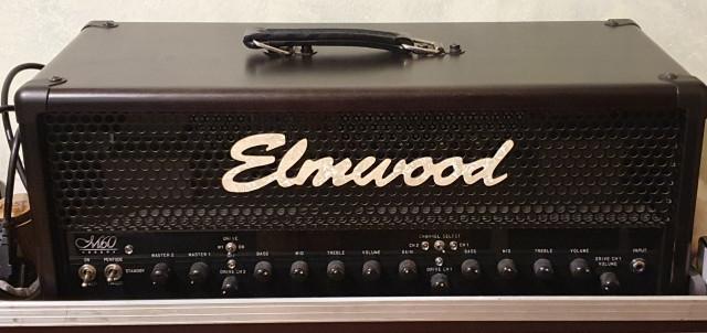 Elmwood Modena M60 + pantalla Elmwood 2x12 + rack