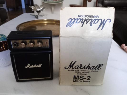 Regalo - Marshall MS-2
