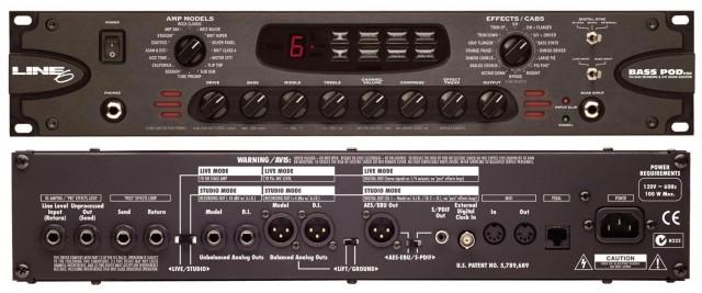 Bass Pod Pro Rack Envio incluido
