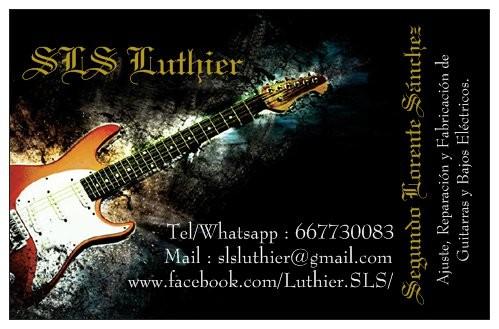Luthier en Barcelona
