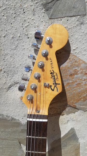 Autentica Stratocaster - leer es creer