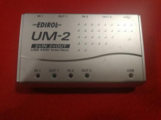 EDIROL UM2