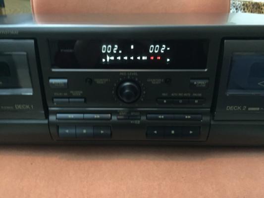 Pletina Technics RS TR 373 Mk2