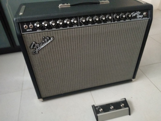 """Fender Twin Amp 94 - """"The Evil"""""""