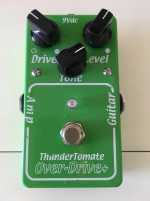 Pedal Thundertomate Overdrive +