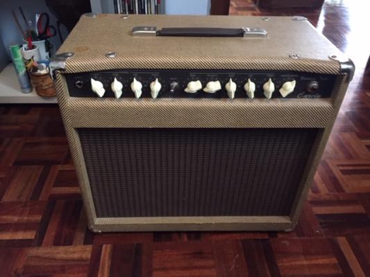 Amplificador de guitarra a válvulas Carvin NOMAD 112