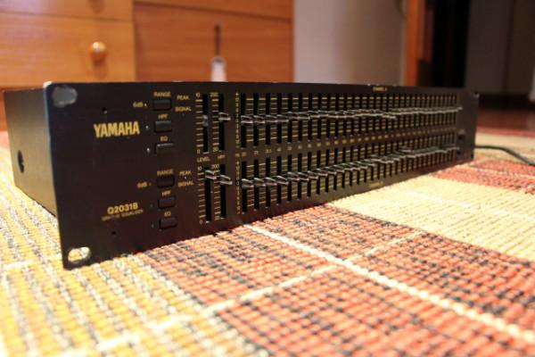 / CAMBIO Ecualizador gráfico Yamaha Q2031B
