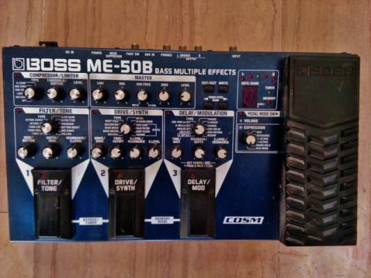 Boss ME-50B (ENVÍO INCLUIDO)