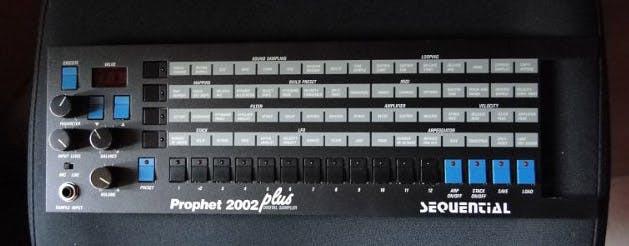 Prophet 2002 plus Sequential Circuits