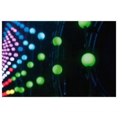 Cortina Bolas bolas Leds Showtec Pixel Bubble 80