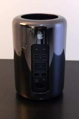 Apple Mac Pro + Drobo