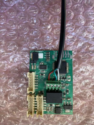 USBtribe (mod MIDI usb para monotribe)