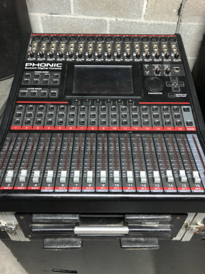 Vendo Phonic sumint 16