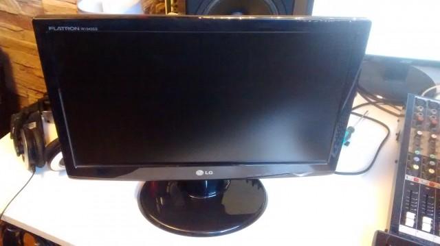 Pantalla LCD panorámica LG Flatron W1943SS-PF