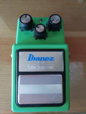 Ibanez Ts9 (Placa Maxon) de finales de los '90