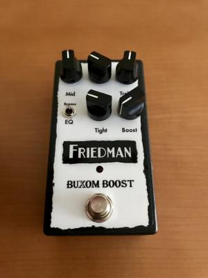 Friedman Buxom Boost Pedal, nuevo!